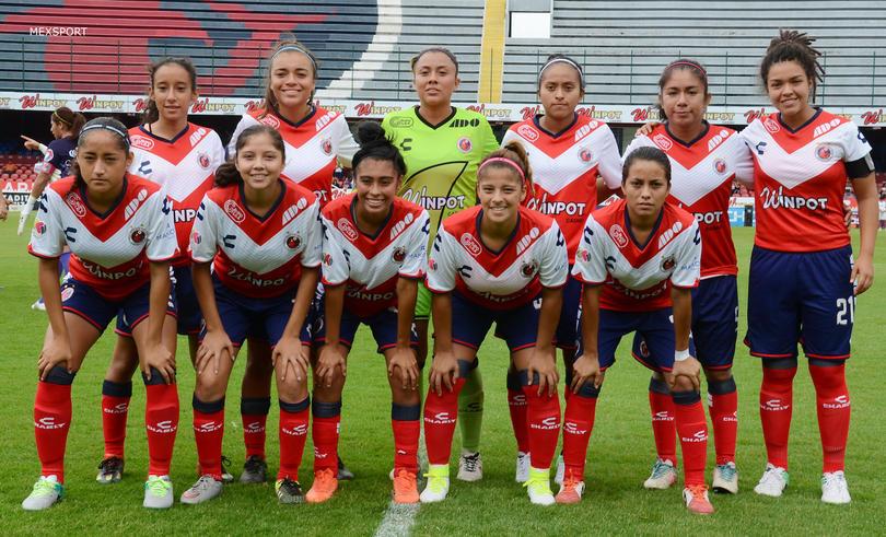 Veracruz femenil.