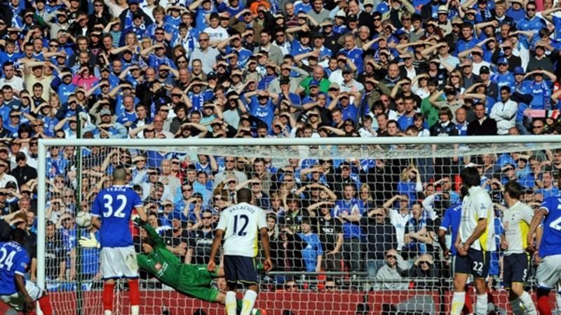 Con dos goles en tiempo extra el Portsmouth dio la sopresa para colarse a la final