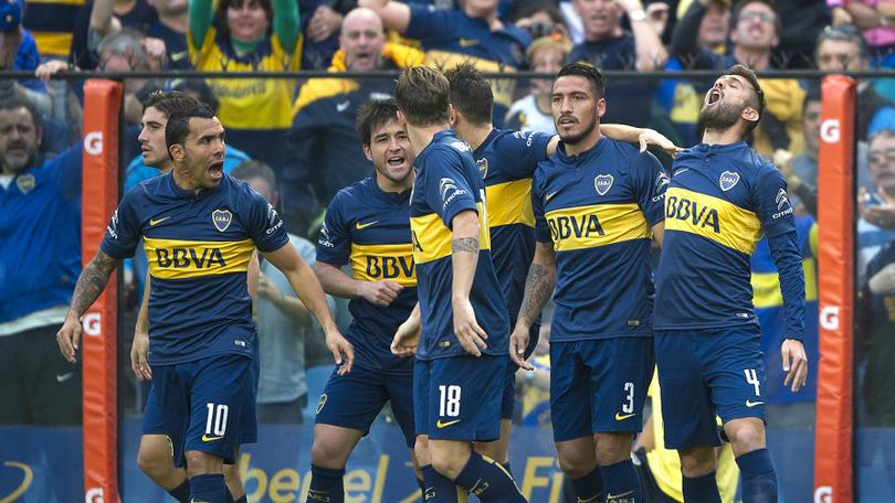El mejor plantel de todo argentina