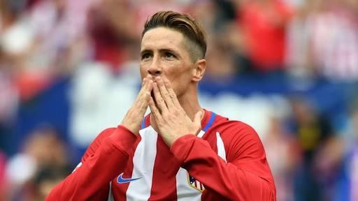 Fernando Torres-Atletico de Madrid