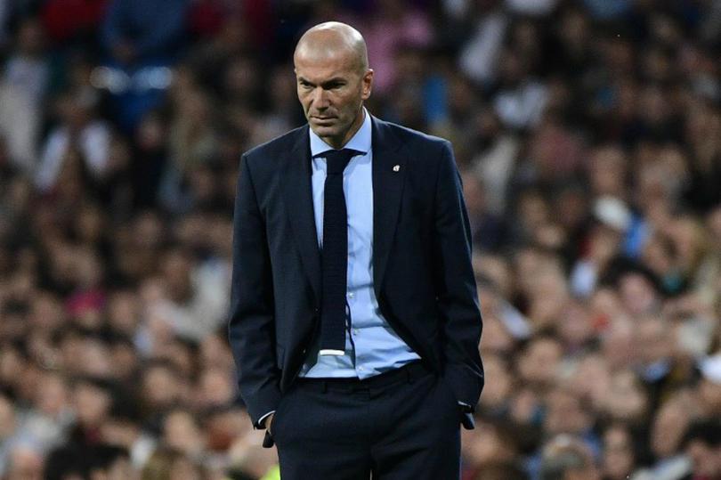 Adiós Zinedine Zidane