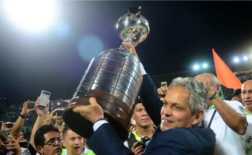 Rueda campeón de Libertadores
