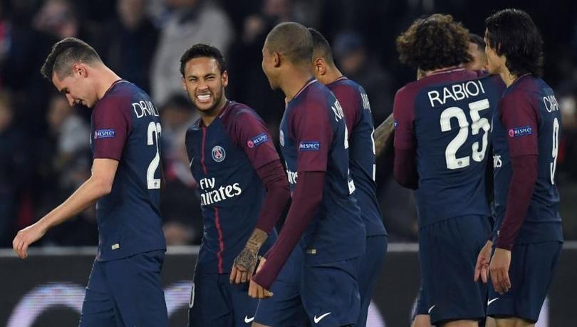 El conjunto parisino ya ganaba 3-0 a los 21 minutos.