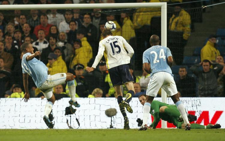 Tottenham Crouch