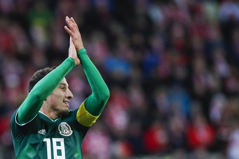 El gran gesto de Messi con Andrés Guardado