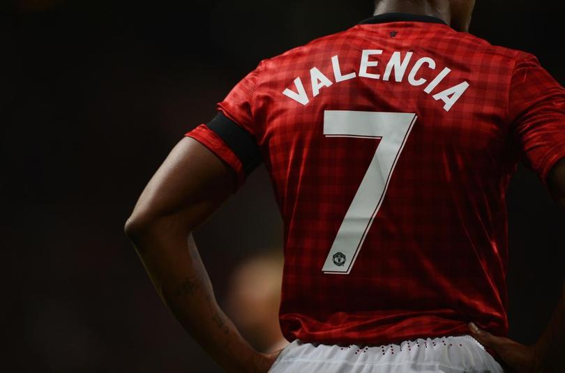 Toño Valencia con el mitico numero