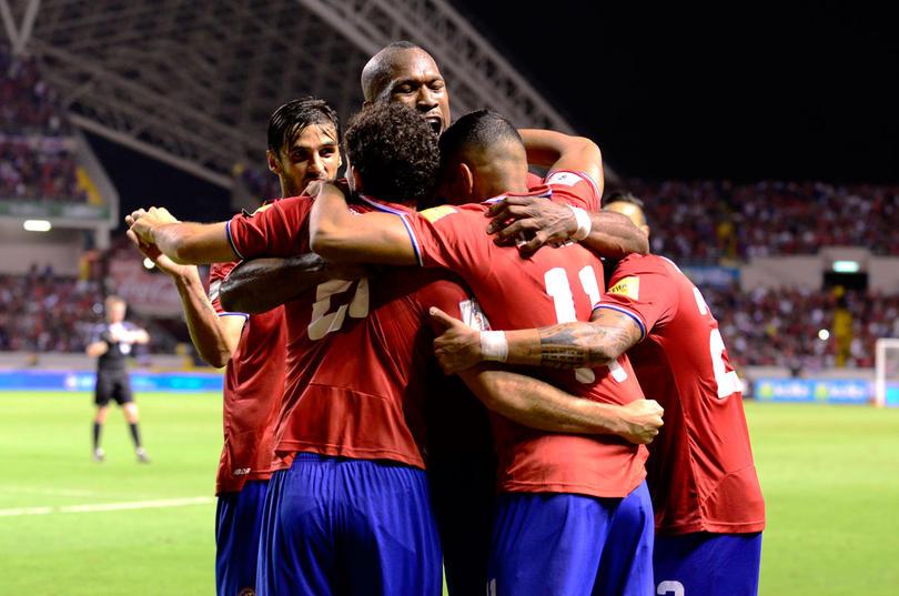 La selección de Costa Rica en la eliminatorias mundialistas