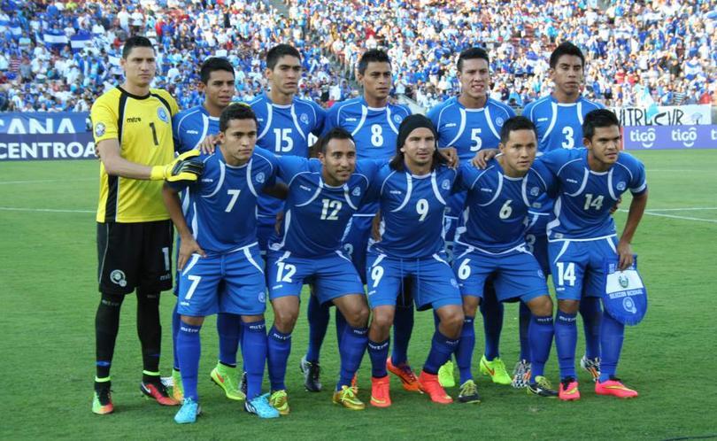 La selección salvadoreña rumbo a Rusia 2018