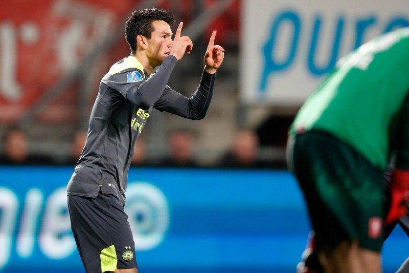 Gol de Hirving Lozano
