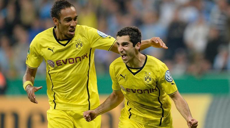 Ambos cracks llegarin en el mismo año al club alemán
