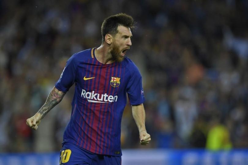 Si de talento hablamos, Messi es el mejor
