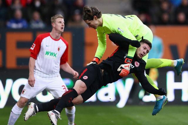 Augsburg vs Eintracht