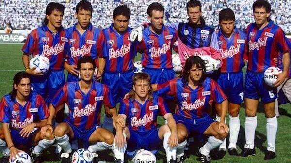 El Atlante de la 92-93