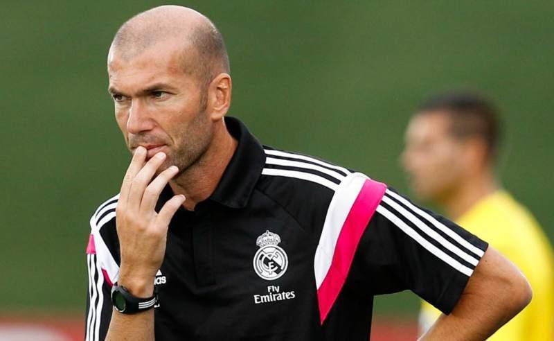 Zidane lo ha pensado muy bien y parece tener la solución definitiva