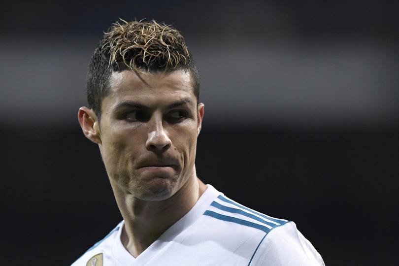 Cristiano recriminó los abucheos del Bernabéu