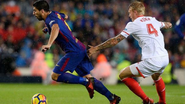 Barça y Sevilla