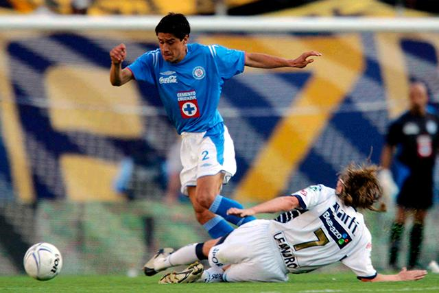 Ricardo Osorio vs Pumas