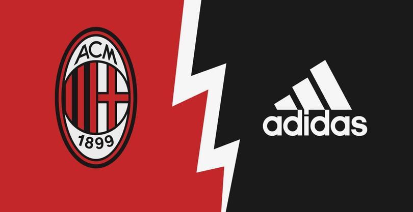 Milan rompe relación con Adidas después de 20 años de relación