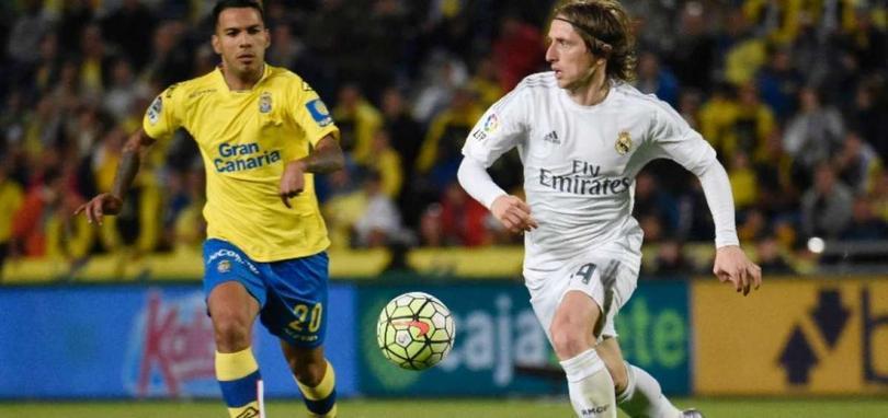Luka Modric, mediocampista Real Madrid