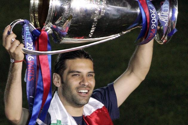 Rafael Márquez campeón