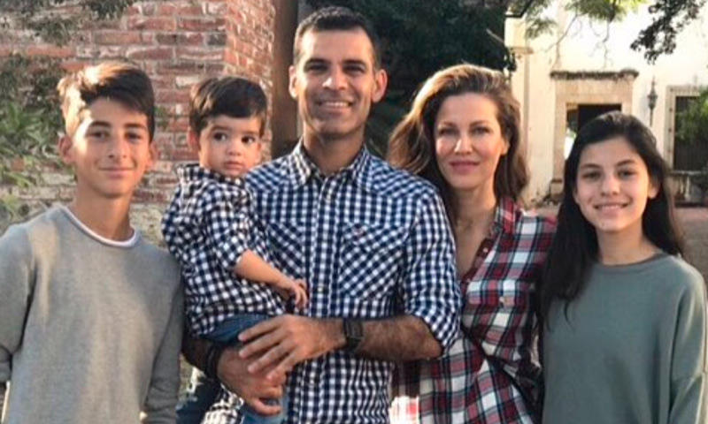 Rafa Márquez familia