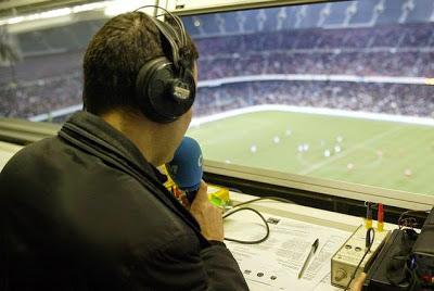 Futbol en radio