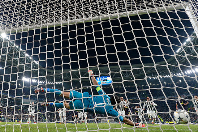 Gol de Eriksen contra la Juventus