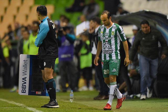 Donovan debutó este sábado contra el Puebla
