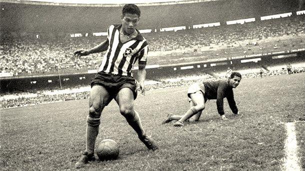 Garrincha en Botafogo