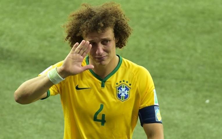 David Luiz, 2014