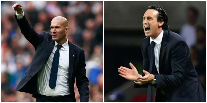 Zidane - Emery