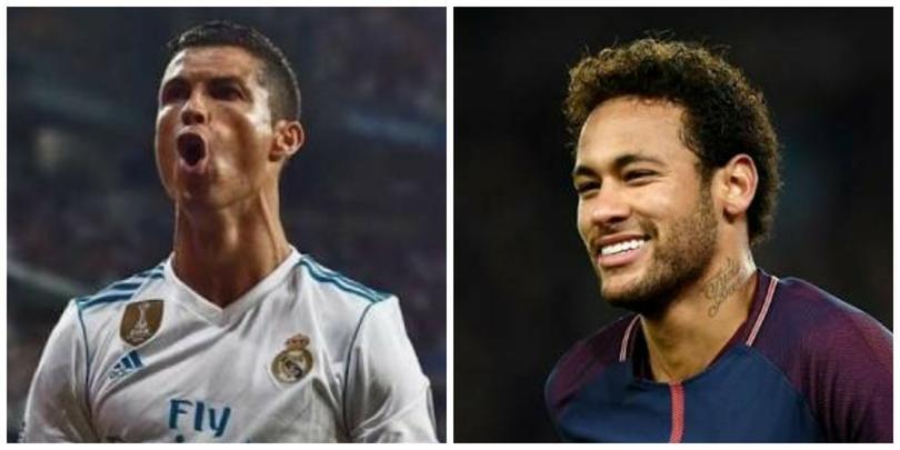 CR7 - Neymar