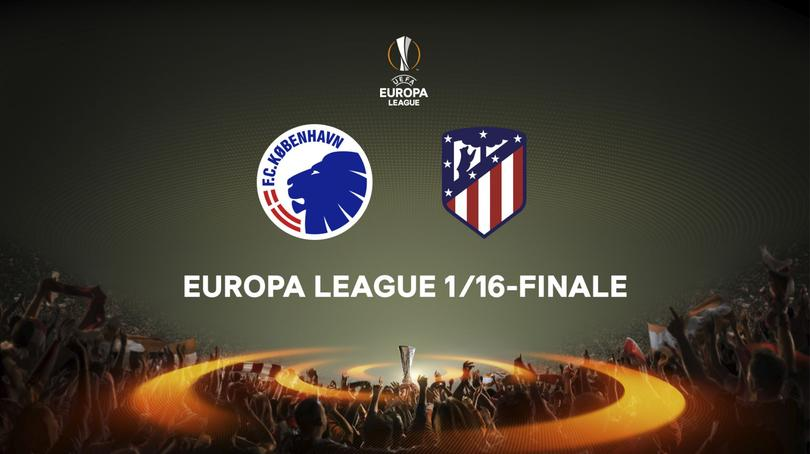 Copenhague FC vs. Atlético de Madrid (UEFA Europa League 2018)