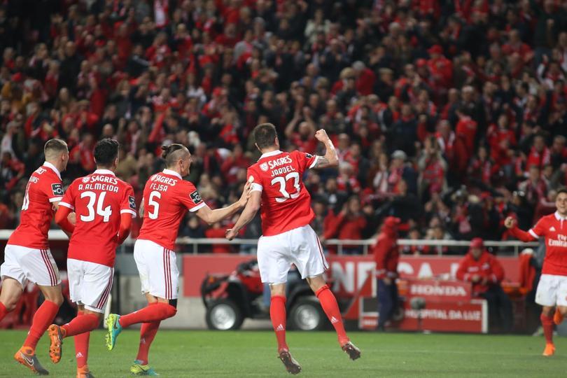 Gol de Benfica