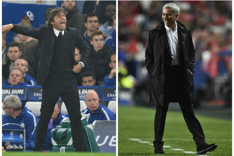 Dos técnicos similares en su forma de vivir los partidos.