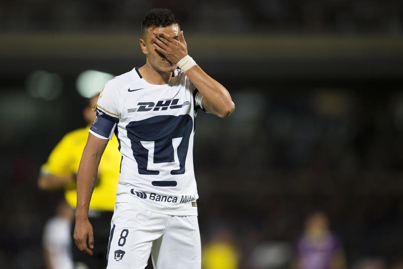 Pablo Barrera ha sido capitán de los Pumas