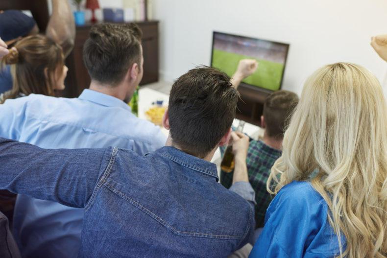 Futbol en la oficina