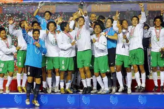 México Sub-17 2005