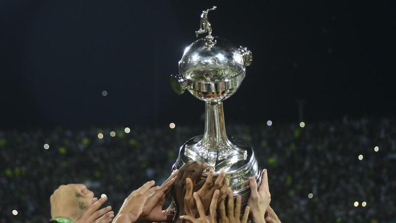 El mítico trofeo sudamericano.