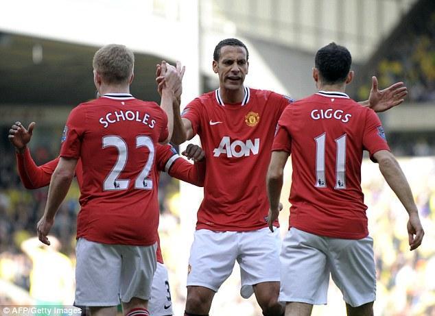 Leyendas del Manchester United