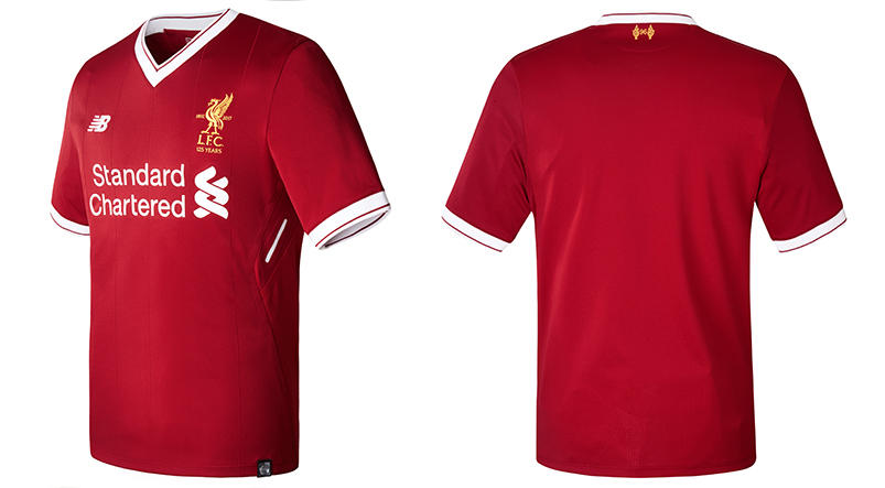 Jersey Local Liverpool