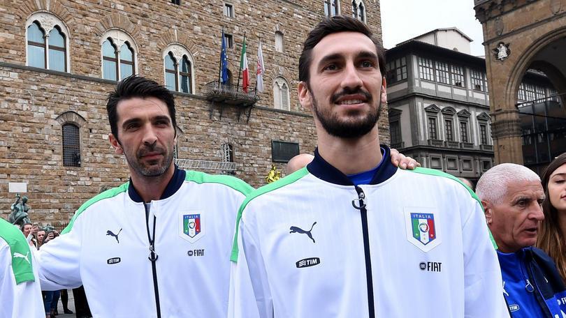 Buffon y Astori
