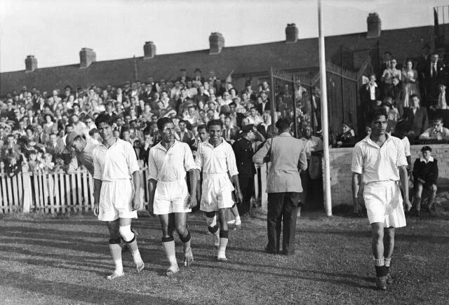 Selección de la India en 1948