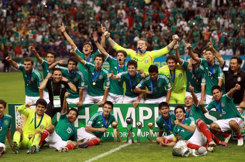 México sub 17 2015