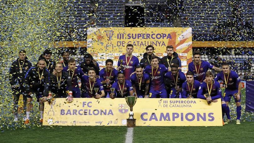 Supercopa de Cataluña