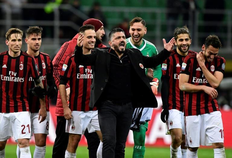 Gattuso, el joven entrenador del Milan