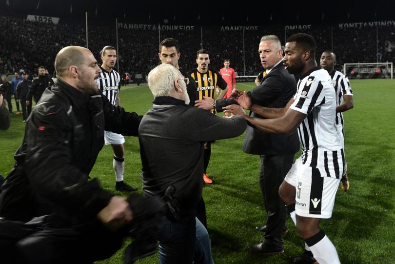 PAOK vs AEK