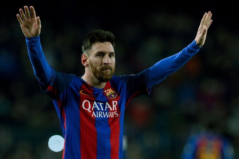 Messi ManCity