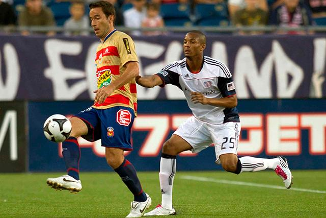 Morelia vs New England Revolution