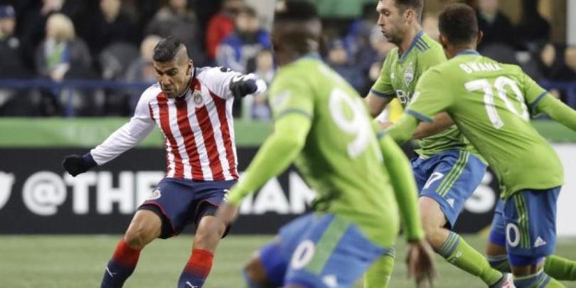 Chivas vs Seattle Sounders